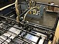 Used Sakurai Press Line SC112 for sale Pic 4